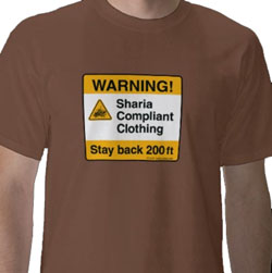 Sharia Compliant - shirt